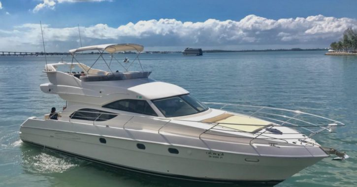 How much does it cost to maintain a 6-meter boat?