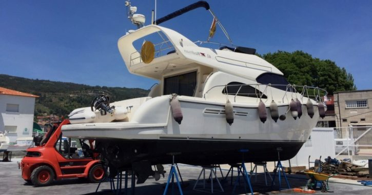 How much does it cost to winter a boat? The value of protecting your boat
