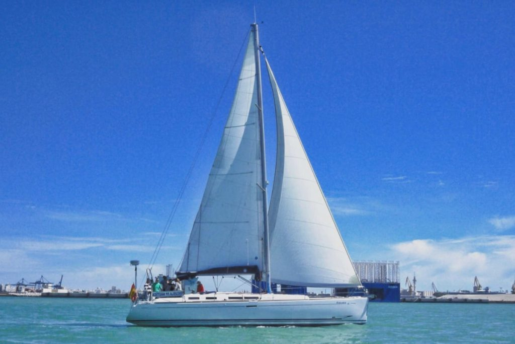How do sailboats work?
