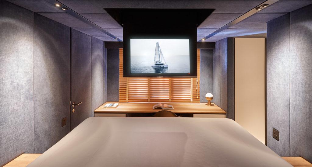 Midori Catamaran Charter VIP2 Cabin