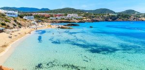 Cala Tarida Beach Ibiza 870x420