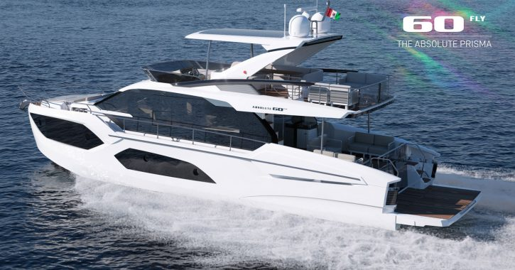 Absolute Yachts Generation 2022