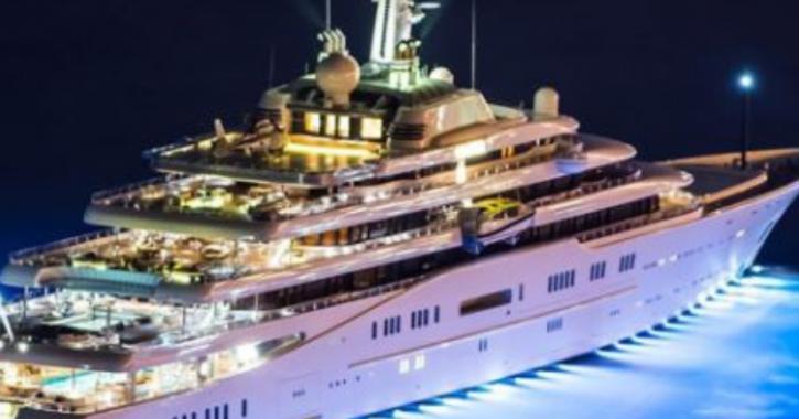 TOP 10 de los yates más lujosos del mundo