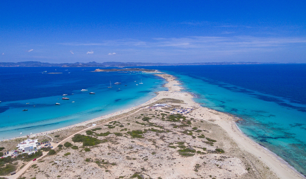 Ses Illetes - Llevant, Formentera