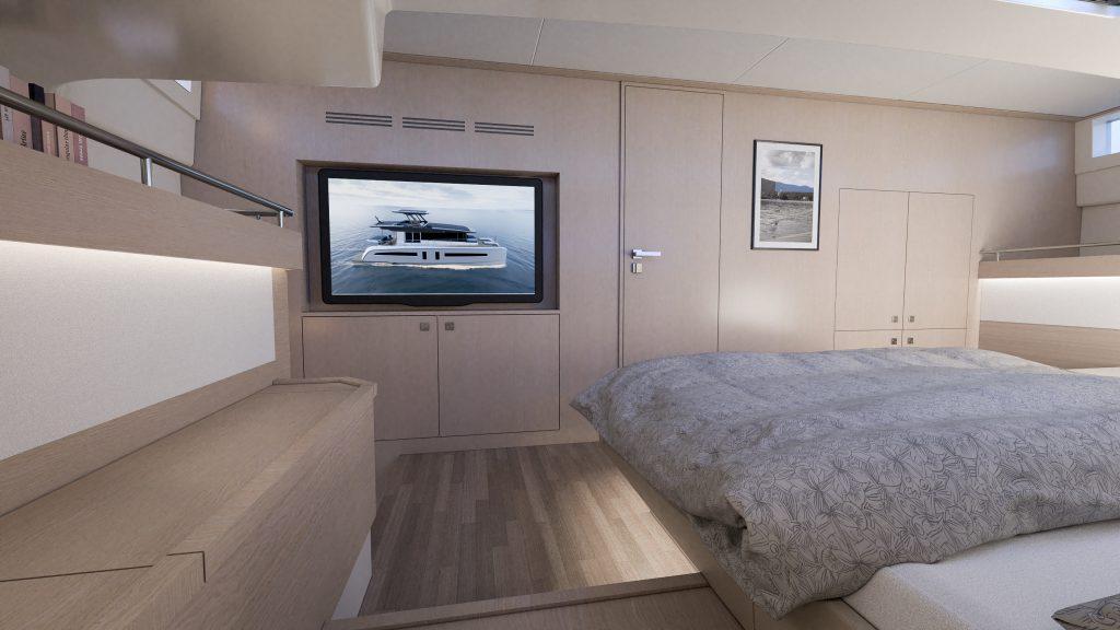 Ocean Eco 55 Master Cabin 4