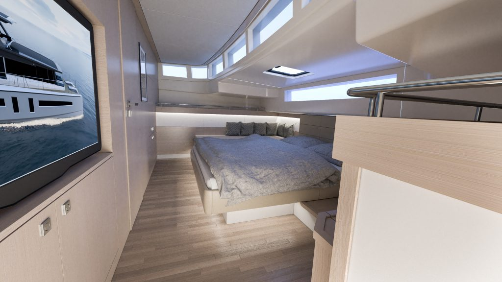 Ocean Eco 55 Master Cabin 5