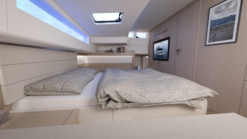 Ocean Eco 55 Master Cabin 6